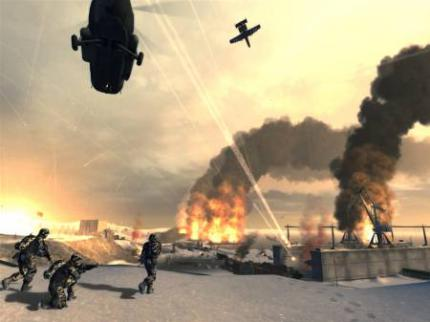 World in Conflict: Hotfix für Map Editor