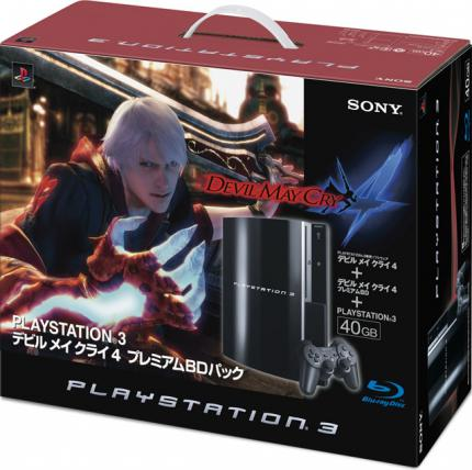 Devil May Cry 4: PS3-Bundle für Japan angekündigt