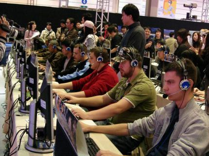 eSport-WM in Korea: Deutscher siegt