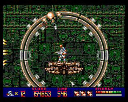Turrican 3: Payment Day - Leser-Test von alpha_omega