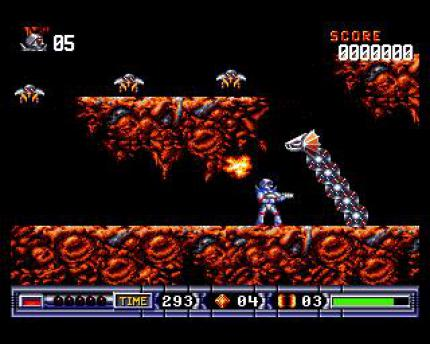 Turrican 2 - The Final Fight: The Final Fight - Leser-Test von alpha_omega