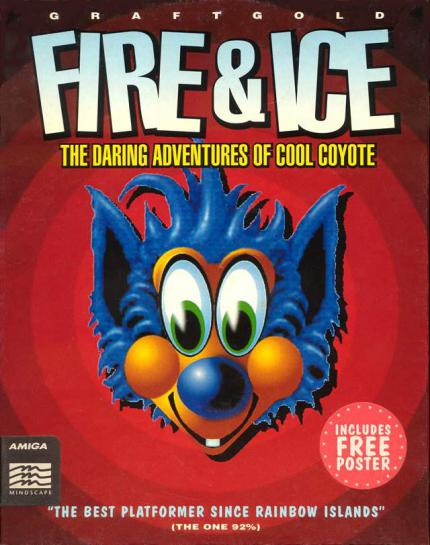 Fire & Ice - The Daring Adventures of Cool Coyote: Ultracooler Präriewolf - Leser-Test von alpha_omega