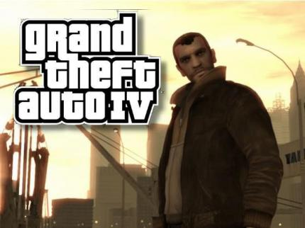 Grand Theft Auto IV: Rekordzahlen in UK