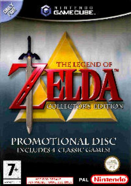 The Legend of Zelda: Collector's Edition - Die ultimative Zeldasammlung:The Legend of Zelda:Collectors Edition - Leser-Test von Burgherr Ganon