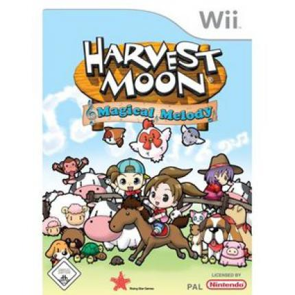 Harvest Moon: Magical Melody: PAL-Release im März