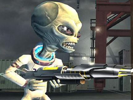 Destroy All Humans!: BWE: Erste Wii Screens zeigen Big Willy