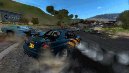 FlatOut: Head on: Terminverschiebung & Screenshots