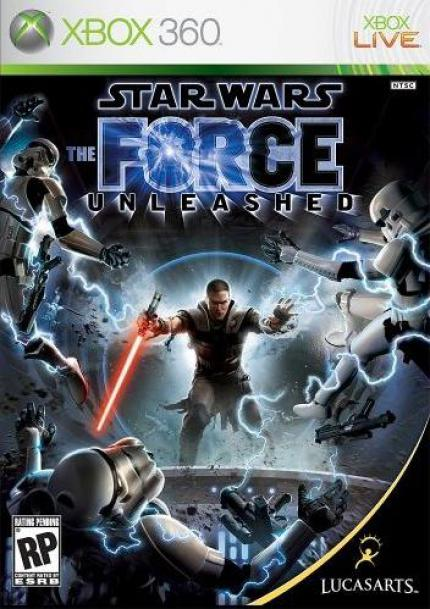 Star Wars: The Force Unleashed: Offizielles Cover veröffentlicht