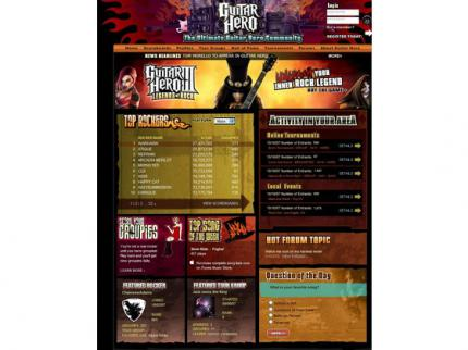 Guitar Hero III: Live Party Weekend auf Xbox Live