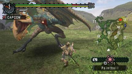 Monster Hunter Freedom 2G: PSP-Titel verspätet sich
