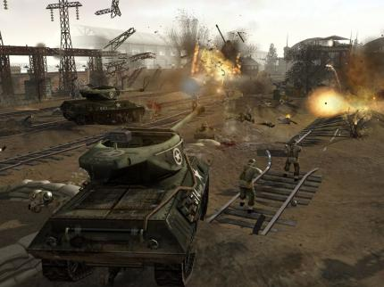 Men of War: Neue Screens zur WW2-Strategie