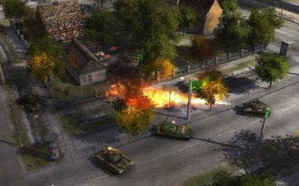 Codename Panzers: Cold War: Neues Video demonstriert Grafik-Engine