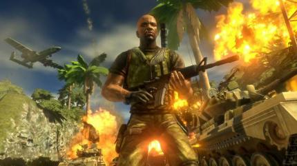 Mercenaries 2: World in Flames: Action-Kracher im Preissturz