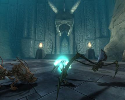 The Chronicles of Spellborn: Neuer Trailer zu Slywood online