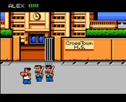 Virtual Console: Street Gangs & Adventure Island