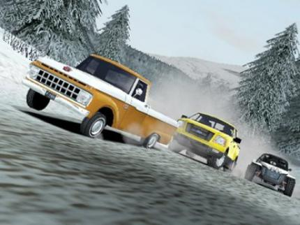 Ford Racing Off Road: 20 neue Screenshots online