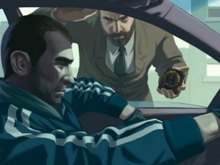 GTA IV: Offizielle Homepage ab morgen online