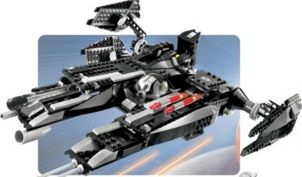 Star Wars: The Force Unleashed: LEGOs passender Bausatz