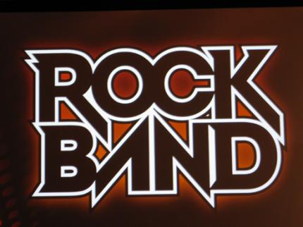 Rock Band: In Europa mit neuen Songs?