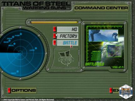 Titans of Steel: SF-Strategie als Gratisdownload