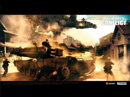 World in Conflict: Patch 6 angekündigt