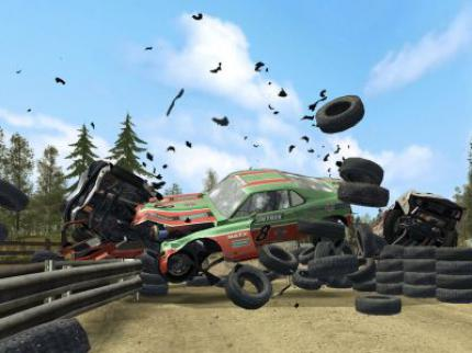 Flatout-Serie: Codemasters wird Publisher