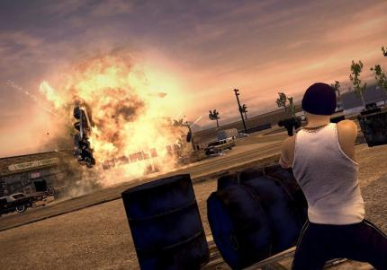 Saints Row 2: Weitere Street Lessons mit Uncle Gary