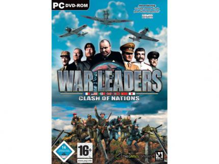 War Leaders: Clash of Nations: Goldige Weltkriegs-Strategie