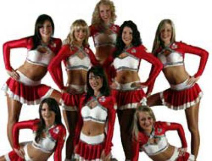 All Star Cheer Squad: Cheerleader-Spiel von THQ