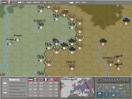 Commander: Europe at War: Betapatch v1.05 verfügbar