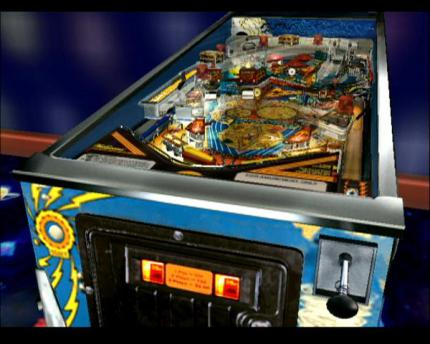 Williams Pinball Classics: 25 neue Bilder der Wii-Version
