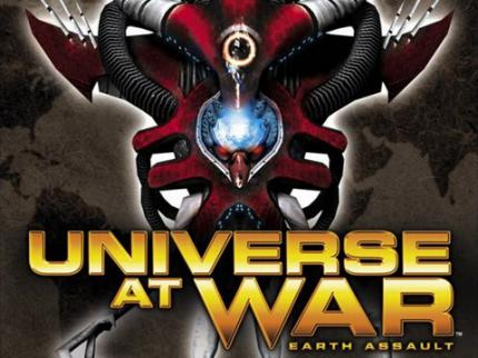 Universe at War: Xbox Demo am Start