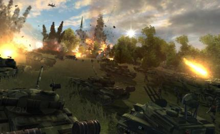 World in Conflict: SA: Erstes Video zu Soviet Assault