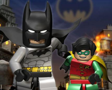 LEGO Batman: Riddler und Catwoman in Aktion