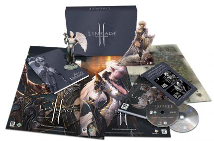Lineage II: Limited Collectors Edition angekündigt