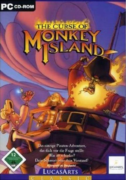 The Curse of Monkey Island: Superwitzige Piratenjagd! - Leser-Test von Cubey