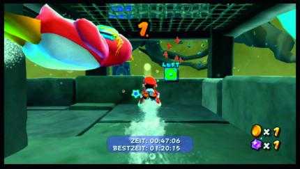 Super Mario Galaxy: In der Galaxie ist was los! - Leser-Test von Chris-S