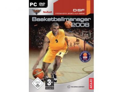 DSF: Basketballmanager 2008: Releasedatum und Cover