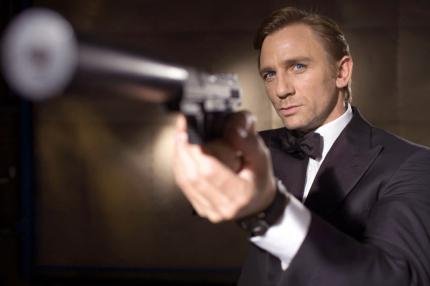 James Bond: Quantum of Solace: Benutzt CoD 4- Engine