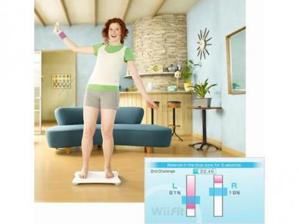 Wii Fit: Stellungnahme zum Body Mass Index