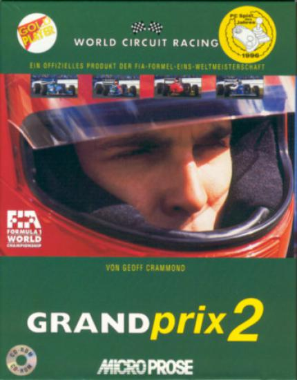 Grand Prix 2: Grand Prix 2 - Leser-Test von vollpropeller