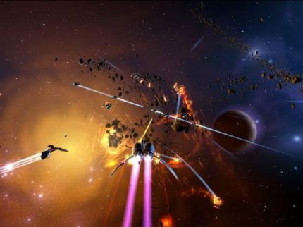 Aces of the Galaxy: Neuer Space-Shooter