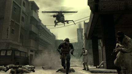 Metal Gear Solid 4: Guns of the Patriots - Snakes letzte Mission - ein würdiges Finale - Leser-Test von Metal-Warrior