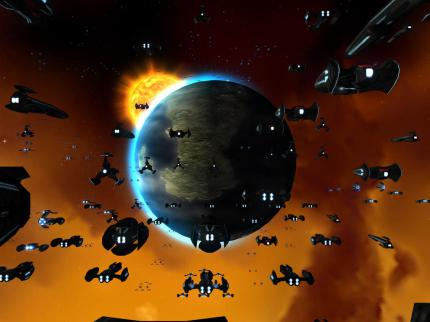 Sins of a Solar Empire: Patch auf Version 1.12