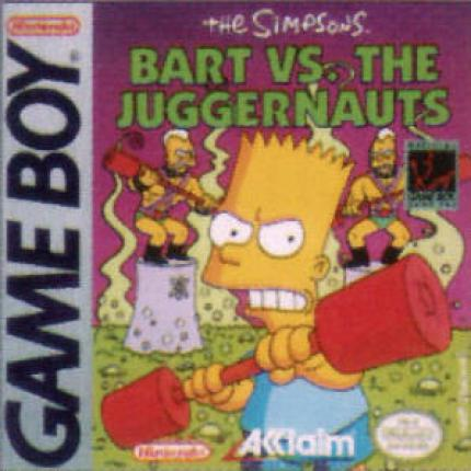 The Simpsons: Bart vs. The Juggernauts - Gladiator Bart S. - Leser-Test von sinfortuna