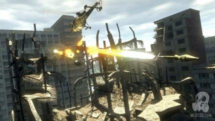 Mercenaries 2: World in Flames: Explosives Bildmaterial