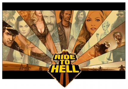 Ride to Hell: Biker-Action von Deep Silver