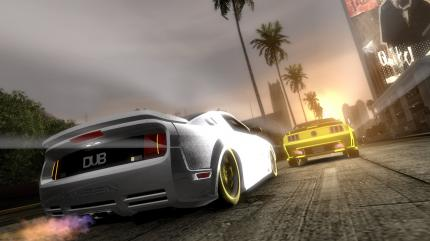 Midnight Club: Los Angeles - Welcome to the City of Angels - Leser-Test von Rainer-Unfug