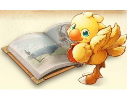 Chocobo & the Magic Storybook: Neue Screenshots veröffentlicht