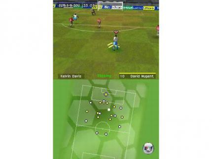 FIFA 09: Neue DS-Screenshots online